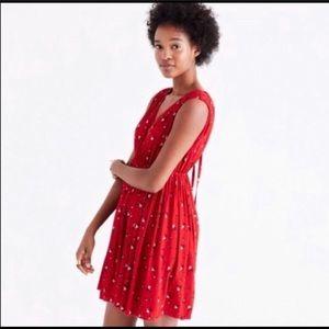 Madewell Tieback Dress